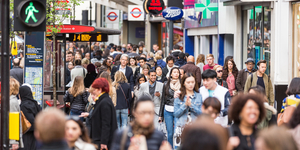 Will London's Population Shrink For The First Time This Century In 2021?