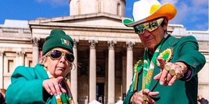 In Photos: St Patrick's Day 2019 In London