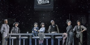 Theatre Review: The Twilight Zone Is An Excellent Play... In Some Parallel Universe