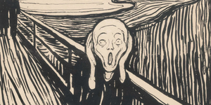Arrggh! Munch's The Scream Is Coming To London