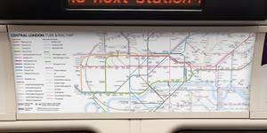 Better Than Beck? Decluttered Tube Map Wins Fans (And Haters)
