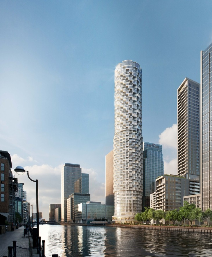 76 Tall Buildings Due To Be Completed In London This Year