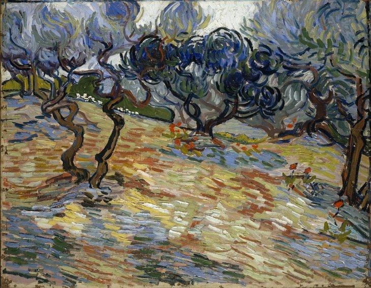 Van Gogh's Mesmerising Paintings Go On Display At Tate