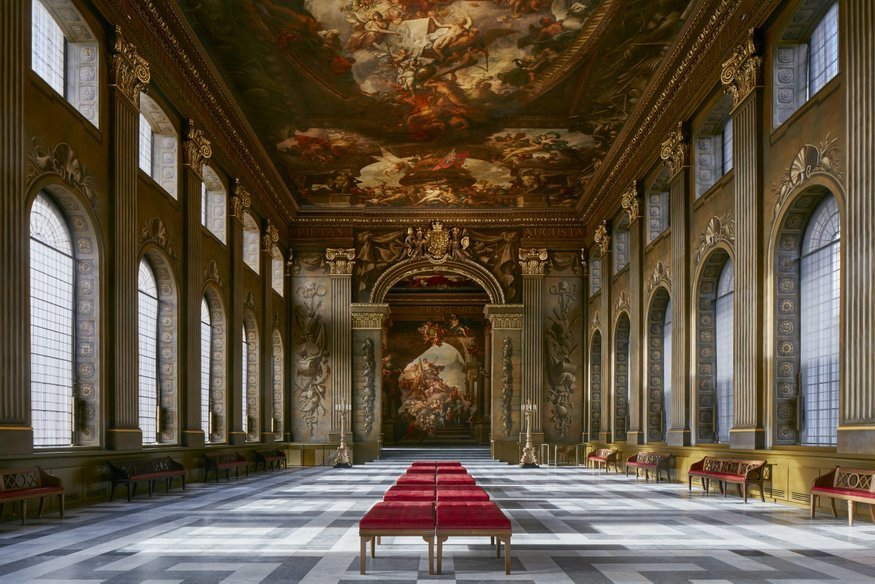 Greenwich's Stunning Painted Hall Just Reopened