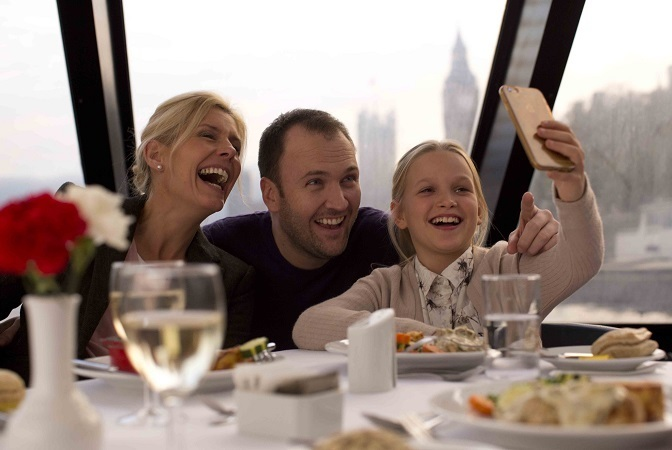 Take a boat trip down the Thames this Mother's Day with City Cruises.
