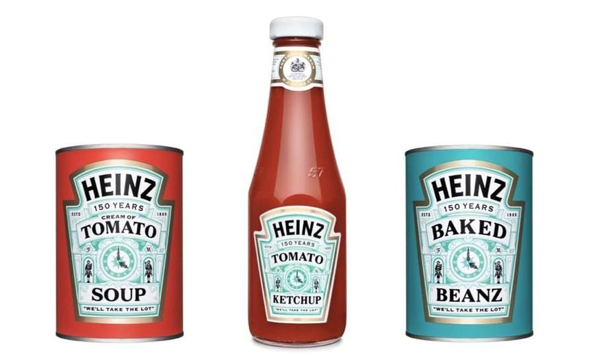 Saucy! Fortnum And Mason Is Selling Limited Edition Heinz Ketchup And Beans
