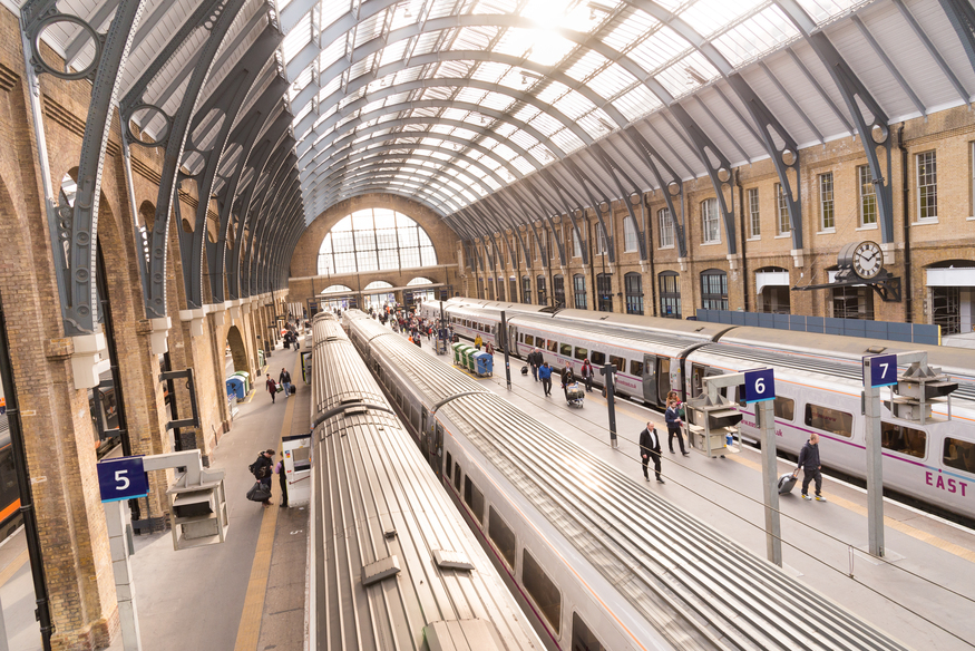 These Trains Will Take You From London To Edinburgh For £25