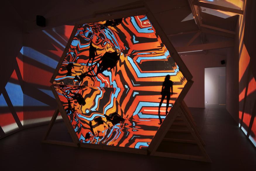 A Walk In Kaleidoscope And Arctic Devastation At Saatchi Gallery