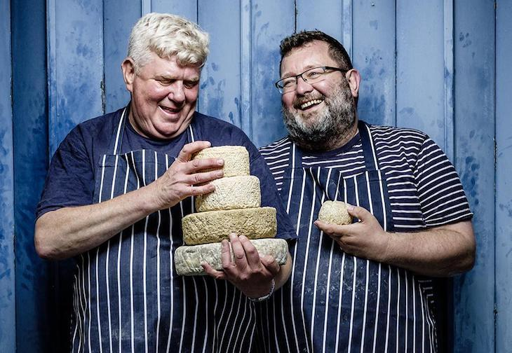 Best cheese making classes to make and eat cheese in London: Wildes Cheese