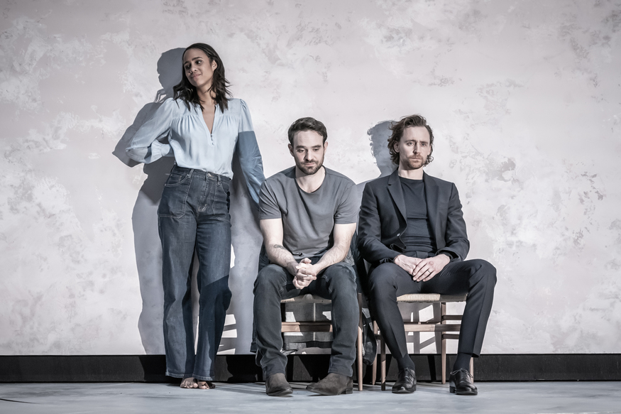 Tom Hiddleston, Zawe Ashton, Charlie Cox