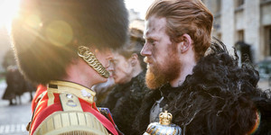 Watch The British Army Meet The Night Watch From Game Of Thrones