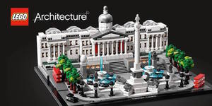 Lego Is Releasing A Trafalgar Square Set