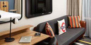 Mind The Gap! A Tube-Themed Hotel Has Opened In London