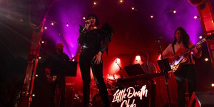 Cabaret Review: Little Death Club At Underbelly Festival
