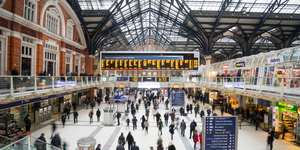 So Relieved! It's Now Free To Pee At Liverpool Street And King's Cross