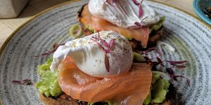 A Beautiful Brunch Venue In Battersea, But Does The Food Measure Up?