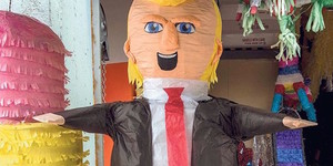 Make Your Own Trump Piñata At This Rooftop Party