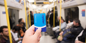 How Not To Use An Oyster Card In 12 Bizarre Stock Images