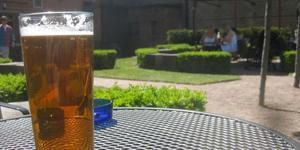 London's Best Beer Gardens Mapped
