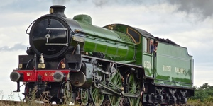 A Regular Steam Train Service Is Launching At Waterloo Station... And We're Absolutely Chuffed!