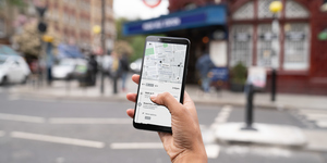 Uber Adds TfL Services To Its App