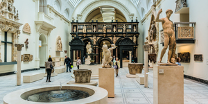 How Did A V&A Employee Swipe 2,000 Objects Over 20 Years?