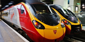 Virgin Trains Will Stop Running From Euston Station Next Year