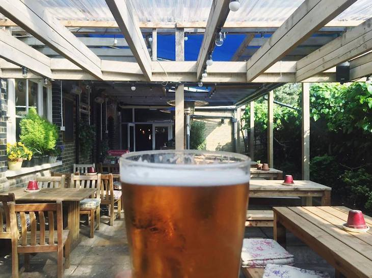 Best pub and beer gardens in London: The Nightingale