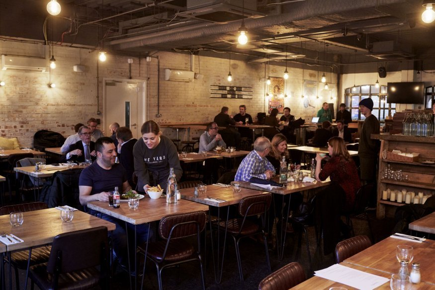 Donnelly's In Bermondsey: The Best Of British Tapas Comes To SE1