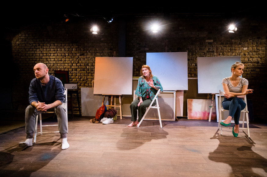 Theatre Review: Sitting Misses The Mark (Or More Precisely, The Chair)