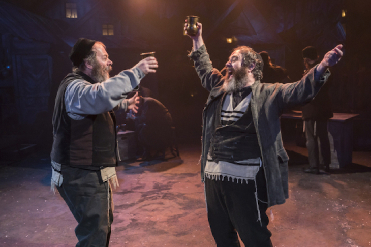 Theatre Review: An Exuberant Fiddler On The Roof At The Playhouse