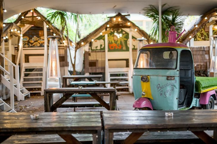 Looking for London's best beer gardens? Try the Hope & Anchor in Brixton