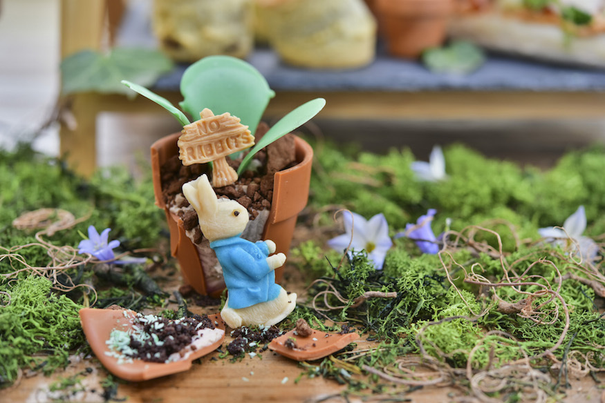 Hoppy Days! This London Hotel Just Launched A Peter Rabbit Afternoon Tea