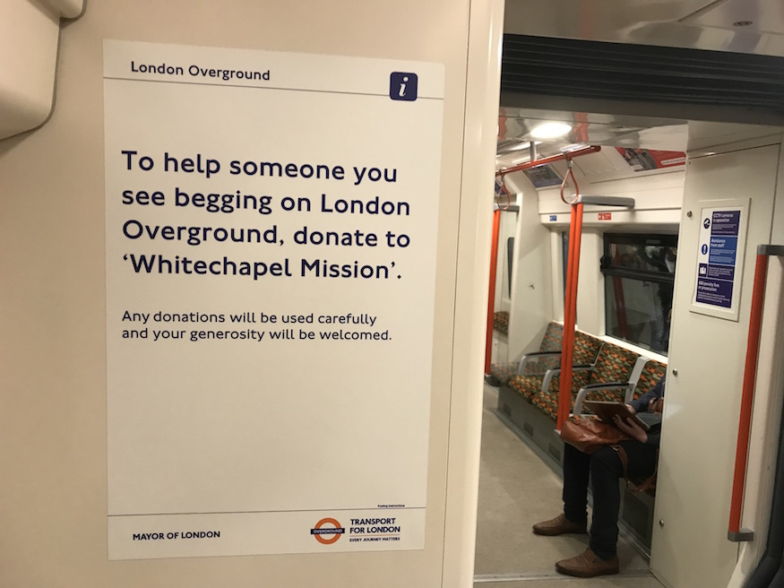 Donate to Whitechapel Mission