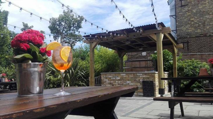 Best pub and beer gardens in London: The Ranelagh