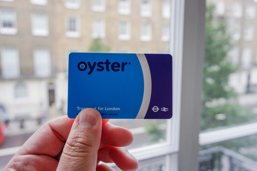 a7677732f7dbd Meet the man who can't fathom the Oyster card. We don't know who he is, or  what he is doing, but we do know that he lacks any understanding of  contactless ...