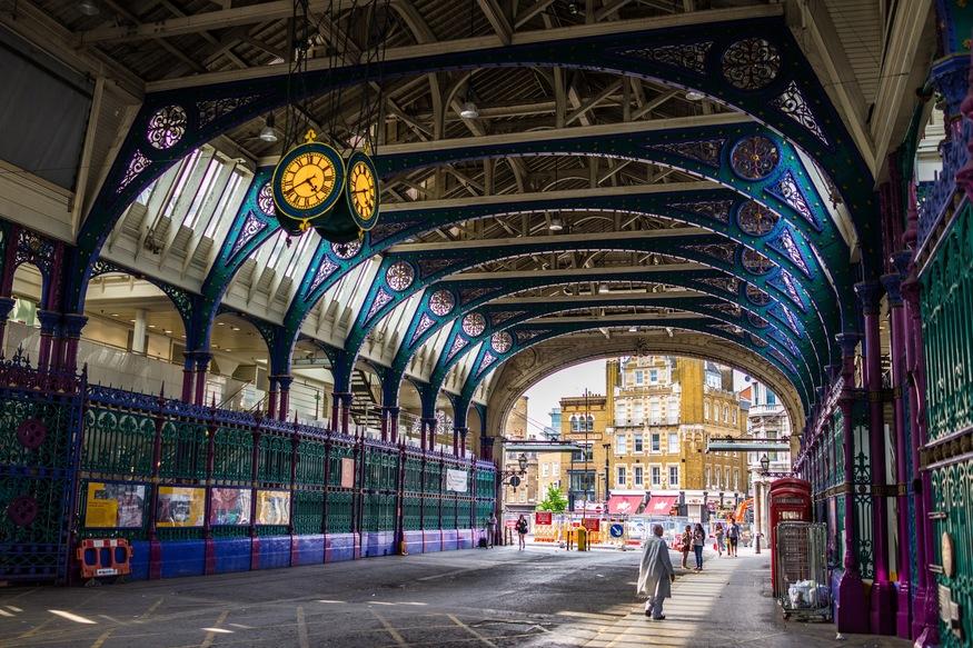 Smithfield, Billingsgate And New Spitalfields To Be Merged Into One 'Mega-Market' In Dagenham | Londonist