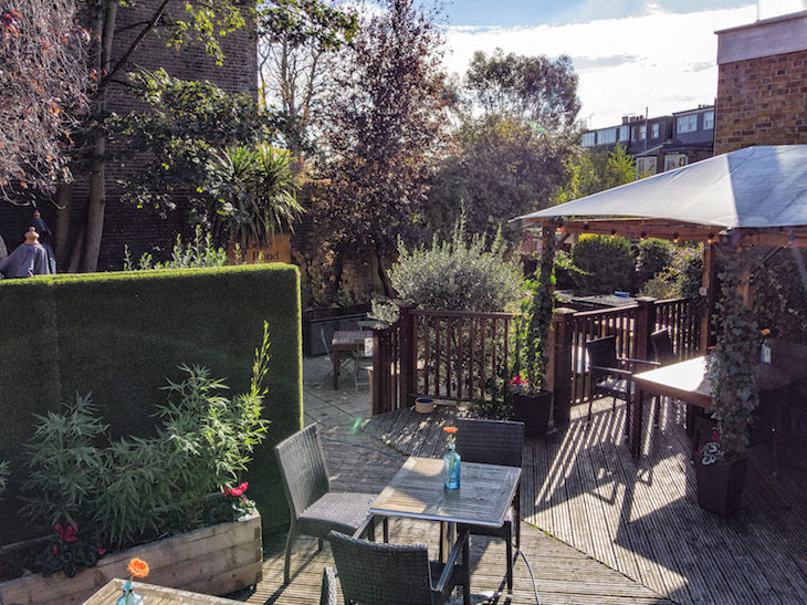 The Bridge in Barnes: best beer gardens in London