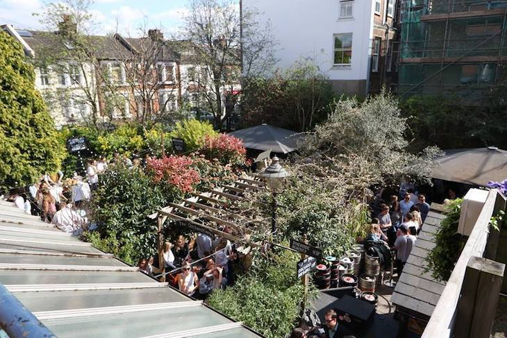 The Crabtree: London's best beer gardens