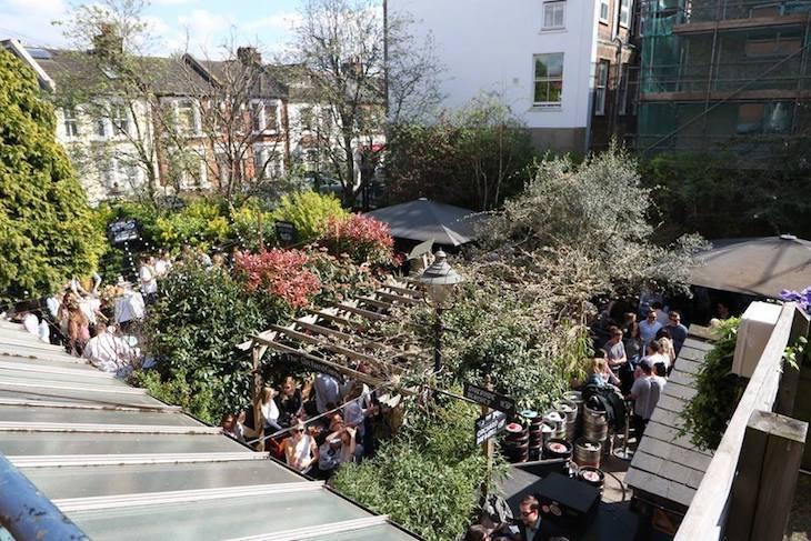 The Crabtree: London's best beer gardens