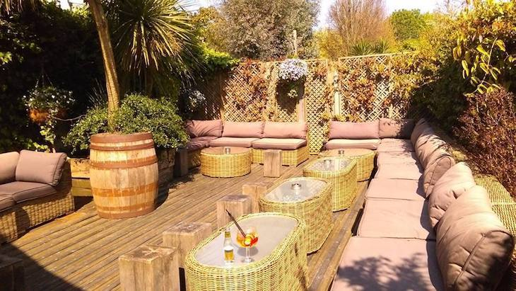 The Cross Keys in Hammersmith has one of the best pub gardens in London