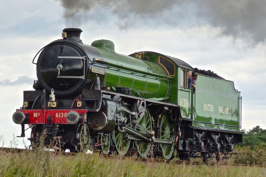 A Regular Steam Train Service Is Launching At Waterloo