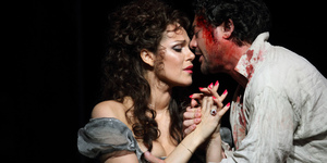 Opera Review: Tosca Proves That Monoliths Aren't Just For Sci-Fi