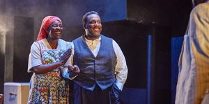Death Of A Salesman: Wendell Pierce's Loman Won't Sell You Short At The Young Vic