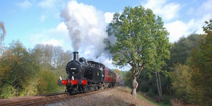 Chuffing Marvellous! Spend The Day Driving A Steam Train On This Kent Railway