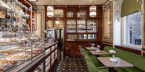 Prada's Marchesi 1824 Bakery Arrives In London