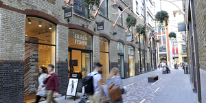 Win Bloomin' Marvellous Prizes From Covent Garden's Premium Shopping And Wellbeing Destination