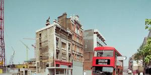 A Tube Driver's Photos Of The East End In Colour From The 1980s