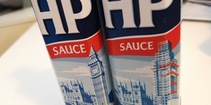 The Big Ben On HP Sauce Is Now Covered In Scaffolding