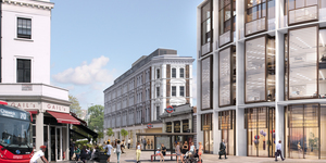 South Kensington Station Is Getting A Revamp... And It Involves A 'Bullnose' Building